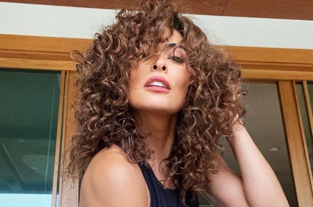 """Juliana Paes sobre seu cabelo natural: """"Nunca consegui emplacar em uma novela"""" Juliana Paes Instagram / Reprodução/Reprodução"""