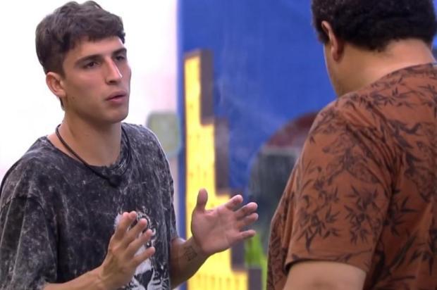 """""""BBB 20"""": Manu chora após formação de paredão e Prior chama Babu de """"falso"""" Reprodução/Globo"""