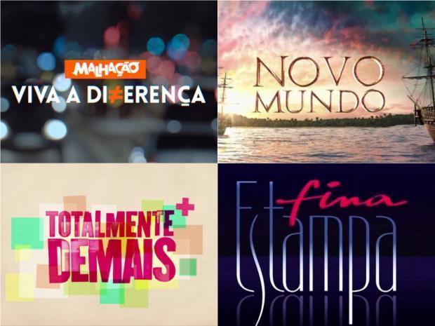 Descubra o que vai acontecer nas novelas na próxima semana, de 13 a 18 de julho TV Globo / Divulgação/Divulgação