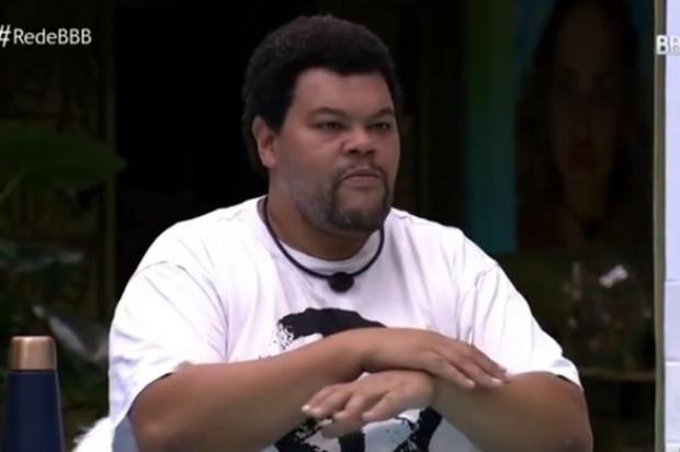 """""""BBB 20"""": Babu fala sobre escravidão e racismo e é exaltado nas redes sociais Reprodução/Globo"""
