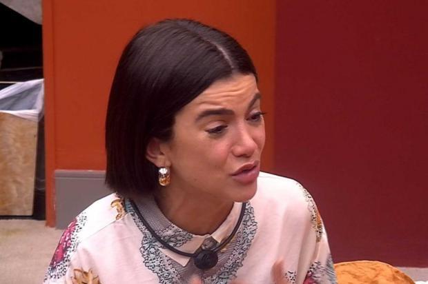 """""""BBB 20"""": Manu defende Babu, discute com Mari e ameaça sair do reality Reprodução/Globo"""