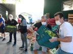 Luciano Périco: solidariedade de nomes da dupla Gre-Nal é exemplo durante fase difícil Diego Vara/Reuters via Folhapress