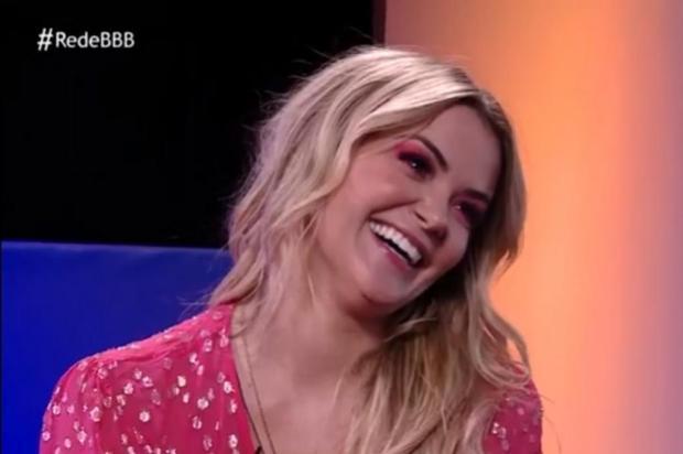 """Eliminada do """"BBB 20"""", Marcela comenta relacionamento com Daniel: """"Às vezes, eu maternava"""" Reprodução/Gshow"""