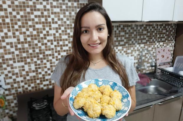 Nuggets caseiros da Yasmin: aprenda uma receita sem conservantes Caroline Tidra/Agencia RBS