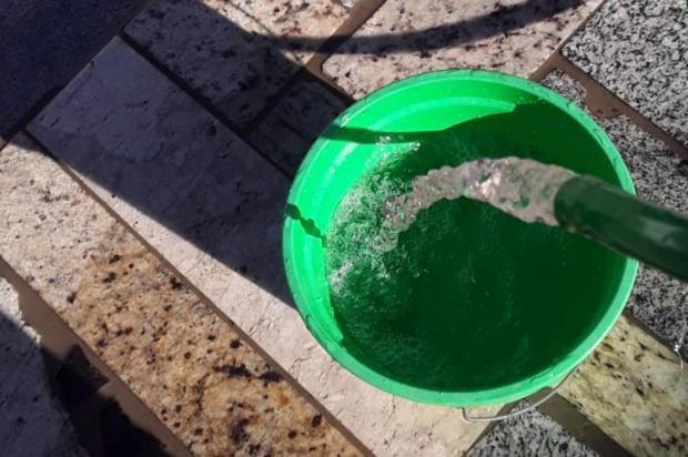 Sem ligação de água no bairro Lomba do Pinheiro, moradora reclama Arquivo Pessoal/Arquivo Pessoal