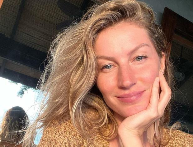 Gisele Bündchen ensina técnica de respiração para aliviar ansiedade Gisele Bündchen Instagram / Reprodução/Reprodução