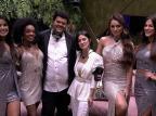 """""""Oscar BBB 20"""": em brincadeira antes de festa, Babu e Manu apresentam cerimônia dos """"melhores e piores"""" do reality Reprodução/Globo"""