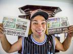"""MC Jean Paul celebra seu crescimento junto com o jornal: """"Comecei a ser reconhecido quando saí em reportagens do Diário"""" Omar Freitas/Agencia RBS"""