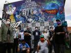 Ação da Casa da Cultura Hip Hop de Esteio garante alimento para famílias do Vale do Sinos Mateus Bruxel/Agencia RBS