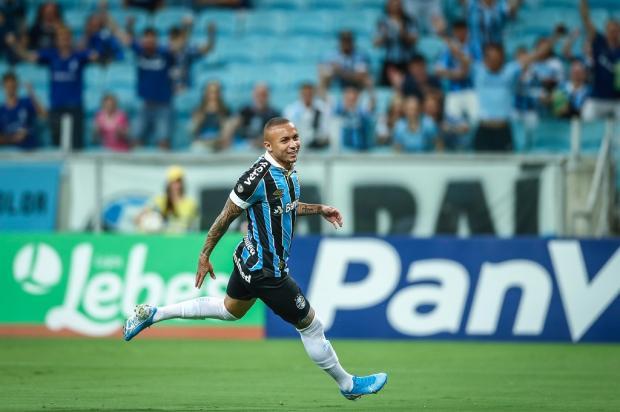 Guerrinha: o importante reforço no caixa que o Grêmio pode receber em breve Lucas Uebel / Grêmio/Divulgação/Grêmio/Divulgação