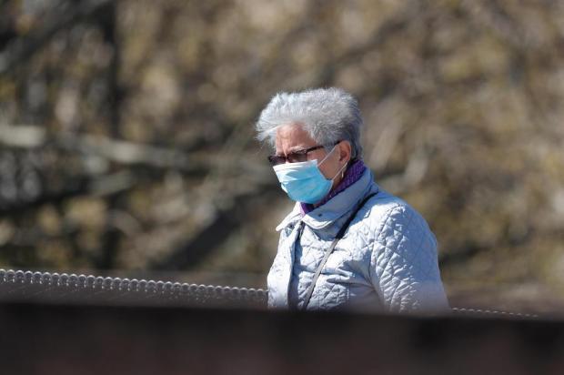 Plano de distanciamento do RS prevê uso obrigatório de máscara ODD ANDERSEN/AFP