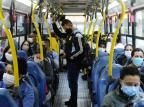 Começa a valer obrigatoriedade de uso de máscara nos ônibus, táxis e veículos de aplicativo em Canoas Ronaldo Bernardi/Agencia RBS