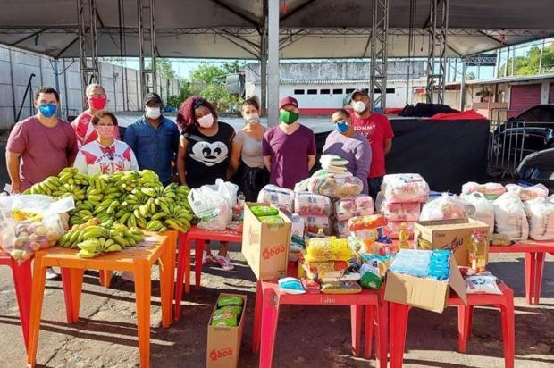 Imperadores do Samba promove campanha solidária para auxiliar famílias durante a pandemia Marketing/Divulgação