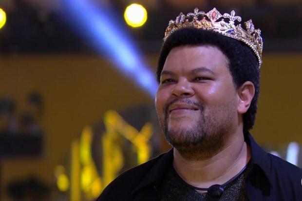 """Babu Santana revela que tinha medo de que o """"BBB"""" prejudicasse sua carreira Globo/Reprodução"""