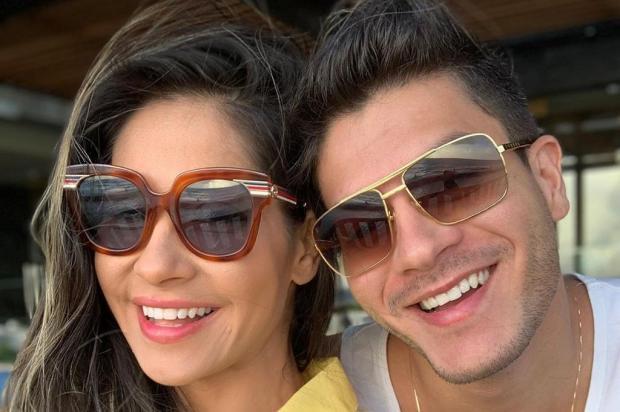 """Mayra Cardi fala sobre anulação do casamento com Arthur Aguiar: """"Não é novidade"""" Mayra Cardi,Instagram/Reprodução"""