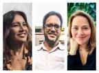 Dira Paes, Lucio Mauro Filho e Vivianne Pasmanter falam sobre isolamento, filhos e as reprises de suas novelas TV Globo / Divulgação/Divulgação