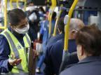Ação da EPTC fiscaliza uso de máscara no transporte coletivo de Porto Alegre Lauro Alves/Agencia RBS