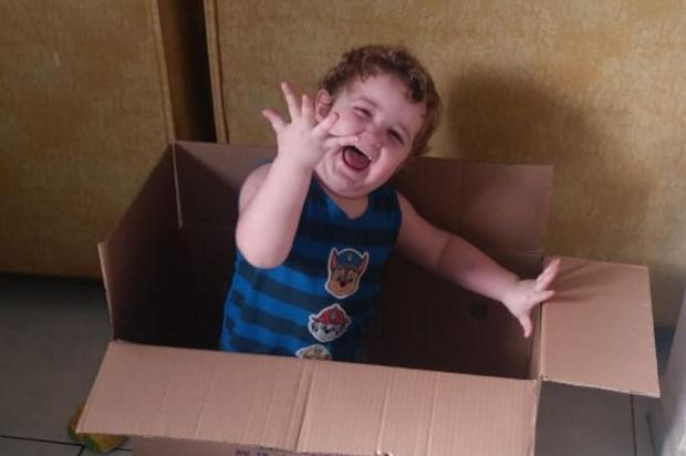 Após passar por tratamento para leucemia em Barretos, menino da Restinga prepara-se para voltar pra casa Arquivo Pessoal/Arquivo Pessoal