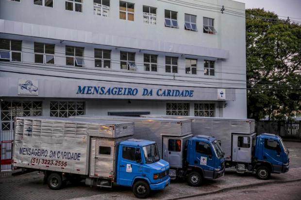 Com loja fechada e receita 90% menor, Mensageiro da Caridade cria campanha para seguir ajudando outras entidades Marco Favero/Agencia RBS