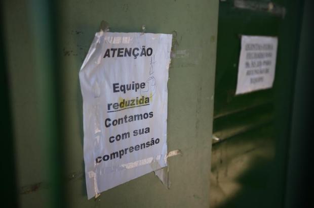 Como a pandemia afetou o atendimento na rede básica de sáude Félix Zucco/Agencia RBS
