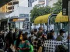 Das 11 linhas de ônibus do transporte municipal de Alvorada, apenas quatro estão em operação Marco Favero/Agencia RBS