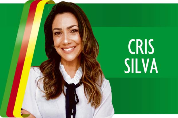 """Cris Silva: """"Comece por dentro"""" Agência RBS / Agência RBS/Agência RBS"""
