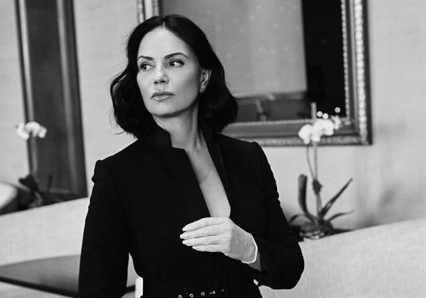 """Luiza Brunet sobre violência doméstica: """"Se mete a colher, sim"""" Luiza Brunet Instagram / Reprodução/Reprodução"""