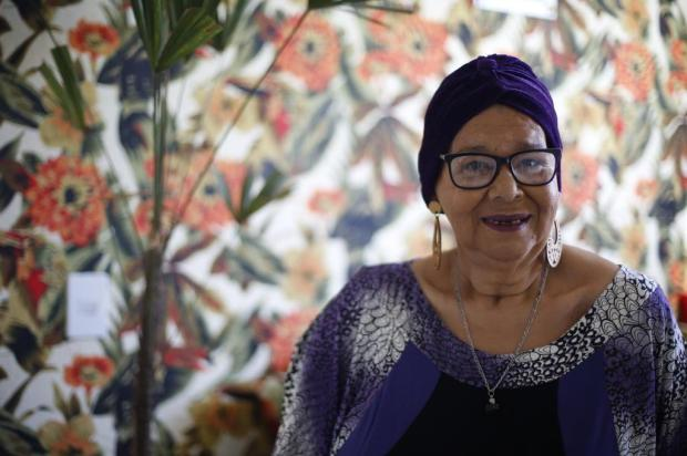 Figura tradicional do Carnaval da Capital, tia Vera precisa de ajuda para tratamento contra o câncer Lauro Alves/Agencia RBS