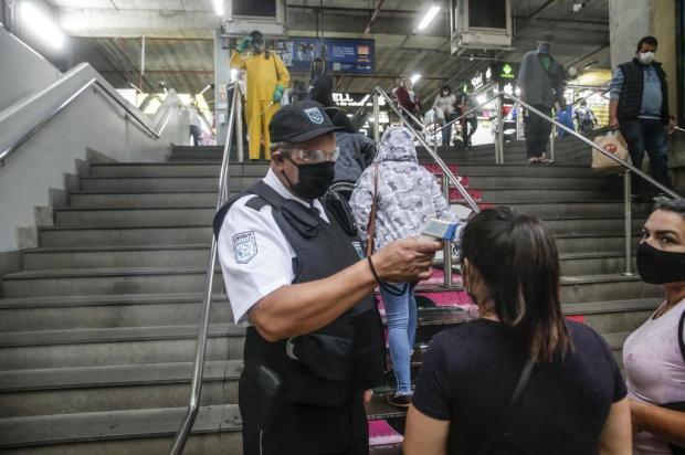 Com movimento ainda tímido e medidas de prevenção, Pop Center reabre após dois meses André Ávila/Agencia RBS