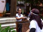 Parceria do Grupo RBS, Renner e Lebes promove entrega de 40 mil máscaras em comunidade de Passo Fundo Diogo Zanatta/Especial