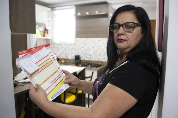 Moradores de Canoas reclamam de valores altos nas contas de luz Jefferson Botega/Agencia RBS
