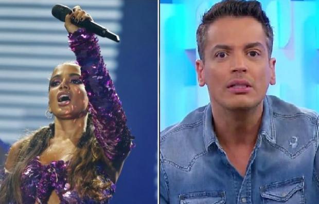 Leo Dias processa Anitta e pede indenização por ter sido demitido Reprodução / Instagram/Instagram