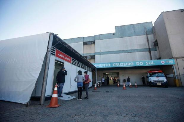 Profissionais do Postão da Cruzeiro denunciam risco de contaminação por coronavírus no atendimento André Ávila/Agencia RBS