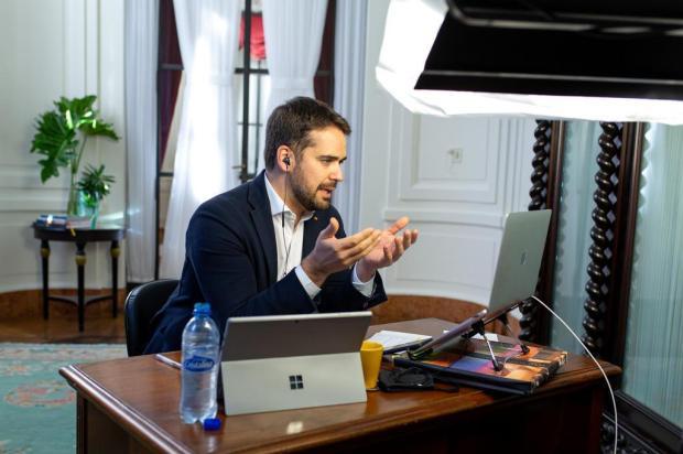 Veja perguntas e respostas sobre a retomada das aulas anunciada nesta quarta-feira pelo governador Gustavo Mansur/Palácio Piratini/Divulgação