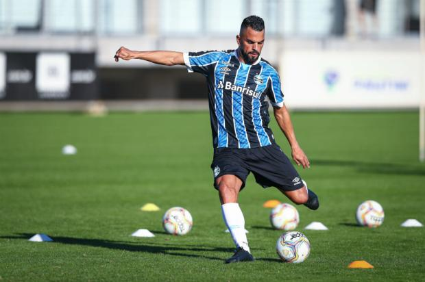 Luciano Périco: o futuro que Renato projeta para Maicon no Grêmio Lucas Uebel / Grêmio/Divulgação/Grêmio/Divulgação