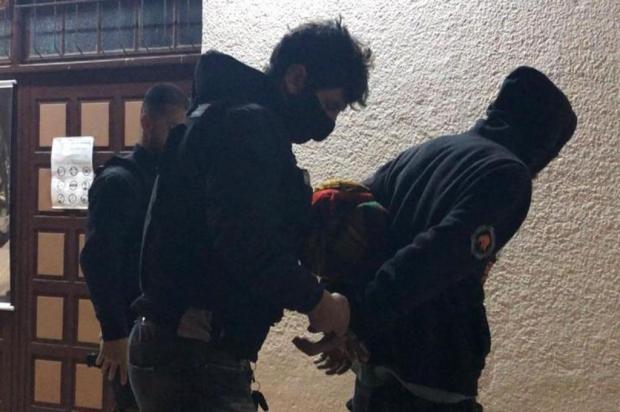 Preso suspeito de espancar e matar morador de rua em Sapucaia do Sul Polícia Civil/Divulgação