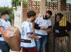 Pelotas recebe doação de 20 mil máscaras, fruto de parceria de Grupo RBS, Lojas Lebes e Lojas Renner Filipe Pfingstag/Especial