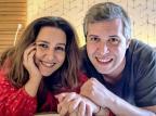 """Casal do """"Zorra"""" dá a receita para manter o relacionamento durante a pandemia: """"Humor e beijo na boca"""" João Miguel Júnior/TV Globo/Divulgação"""