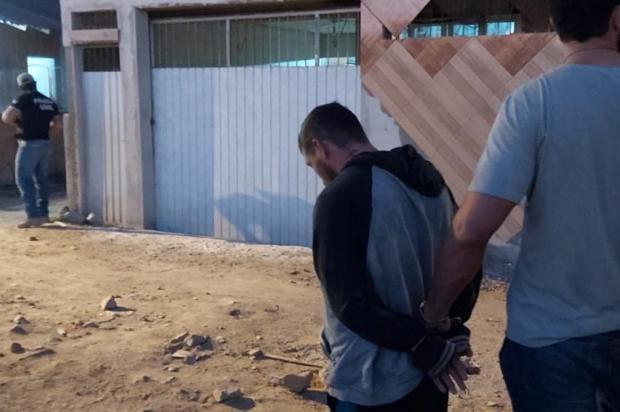 Como a polícia desvendou o paradeiro de executor de facção foragido há três anos no RS Polícia Civil/Divulgação