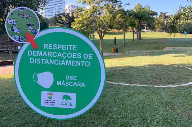 O coronavírus por bairros na Capital Tiago Boff/Aência RBS