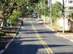 Após 20 anos de pedidos, a poeira deu espaço ao asfalto na Rua São Paulo, em Gravataí Ronaldo Bernardi/Agencia RBS
