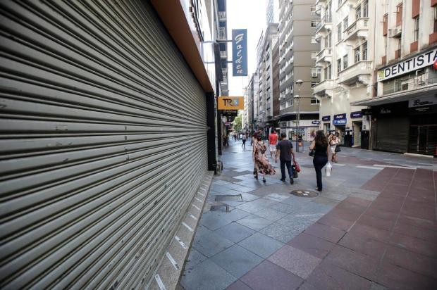 O que muda com o novo decreto a partir desta segunda-feira em Porto Alegre André Ávila/Agencia RBS