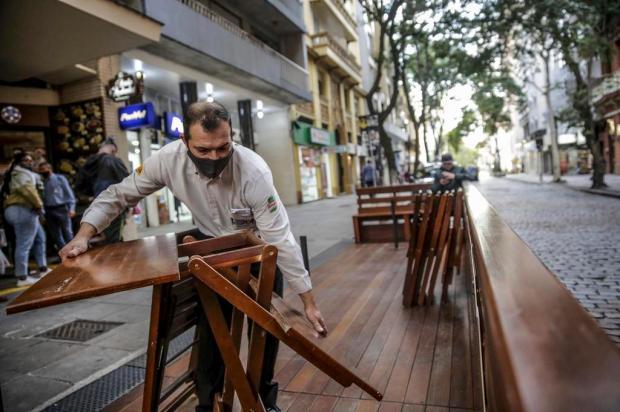 Decreto volta a fechar comércio, indústria e construção civil em Porto Alegre Marco Favero/Agencia RBS