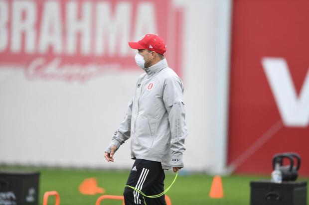 Lelê Bortholacci: entrevista de Coudet encheu o torcedor de esperança Ricardo Duarte/Inter,Divulgação