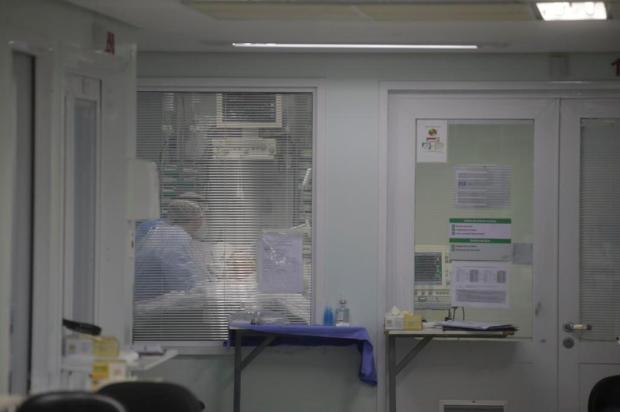Taxa de ocupação de UTIs no RS é a maior em 13 dias André Ávila/Agencia RBS