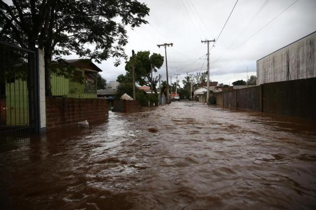 Rios Taquari e das Antas voltam a apresentar elevação, e Defesa Civil alerta para novas inundações Jefferson Botega/Agencia RBS