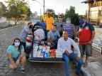 Iniciativa proporciona alimentos e esperança a famílias carentes, em Butiá arquivo pessoal/arquivo pessoal