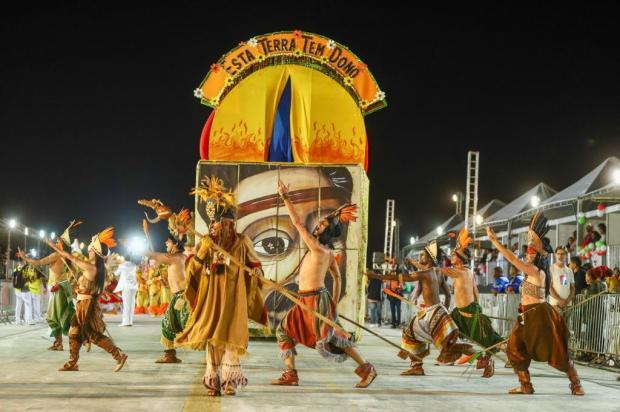 Império da Zona Norte promove festival virtual de sambas-enredo Isadora Neumann/Agencia RBS