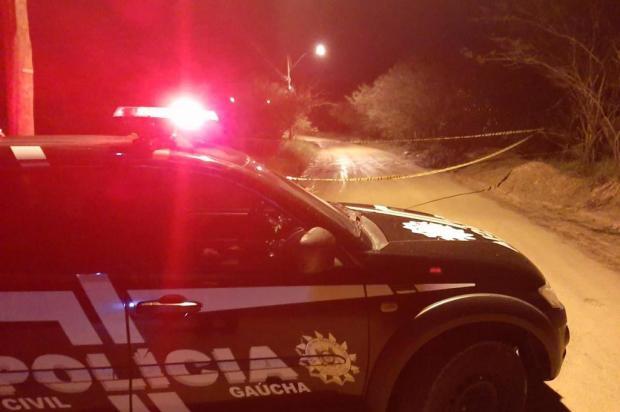 Homem é encontrado morto na zona sul de Porto Alegre Agência RBS/Tiago Guedes