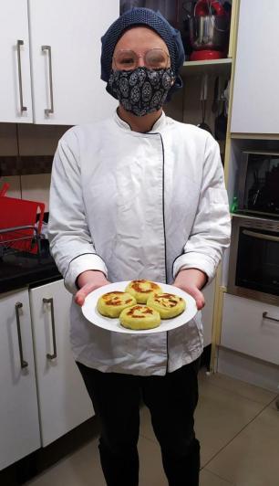 Pão de batata de frigideira da Angela: aprenda uma receita versátil Arquivo Pessoal/Arquivo Pessoal